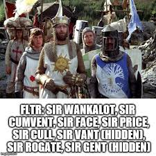 the knights of the round table fltr sir alot sir vent sir