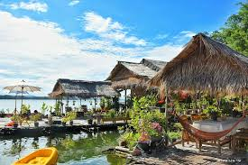 Sweet home floating house - Nature lodges for Rent in Si Sawat District,  Kanchanaburi, Thailand