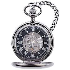 25 best ideas about silver pocket watch old pocket gunmetal mechanical pocket watch for the groomsmen or the fathers of the happy couple