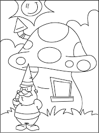 Small Picture gnome coloring pages 5gif 600800 gnomes Pinterest Gnomes