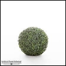 Decorative Boxwood Balls Decorative Faux Boxwood Balls Exterior Artificial Plants Unlimited 21