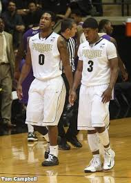 Terone and Ronnie Johnson | Purdue university, Purdue, Sports