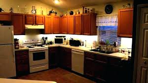 under cabinet led lighting installation. How To Install Under Cabinet Led Lights Interior Decor Ideas Light Kitchen Lighting Installing Installation L
