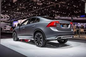 volvo s60 redesign 2018. exellent 2018 2018 volvo s60rear view and volvo s60 redesign