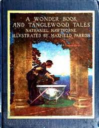 a wonder book and tanglewood tales for s and boys by nathaniel hawthorne