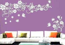 wall painting ideas for home. Medium Size Of Outside Paint Design For Bedrooms Bedroom Wall Painting Ideas Home Red Designs Stencils