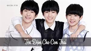 Tên Đệm Cho Con Trai Hay 2021 ❤️️ 1001 Tên Lót Đẹp