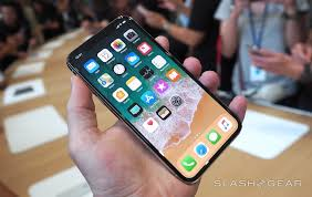 iphone x caught in the wild with new