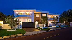 Big modern houses Pool House Home And Luxury Image We Heart It Architecture The Luxury Building Of The Big Modern Houses With The