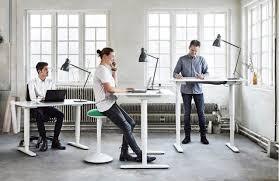ikea ergonomic office chair.  Office Bekant Standing Desk By IKEA Sit Stand Office Modern Furniture   Https In Ikea Ergonomic Chair