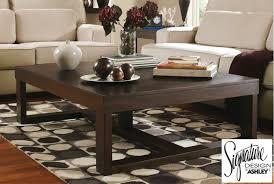 0481 watson dark brown rectangular coffee table