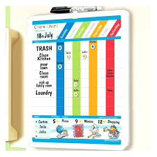 Magnetic Chore Chart Queer Eye Dry Erase Rewards X
