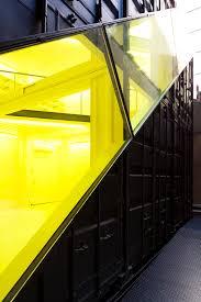 architecture yellow. architecture yellow u