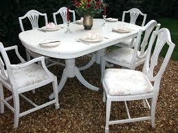 shabby chic table shabby chic dining table and chairs inspiration decor dining room amazing dining table