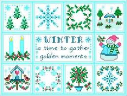 Chart On Winter Season Winter