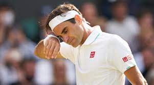 I don't think Roger Federer wants to ...