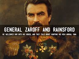 Rainsford Zaroff Venn Diagram General Zaroff And Rainsford 78297 Usbdata