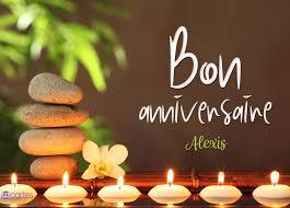 Cartes Virtuelles Joyeux anniversaire Alexis | 123cartes