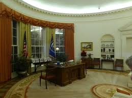 reagan oval office. Ronald Reagan Presidential Library And Museum: Replica Of Oval Office