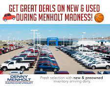Denny Menholt Rapid Chevrolet Home Facebook