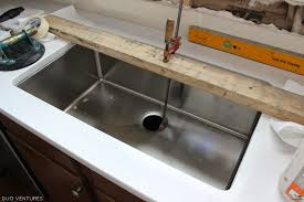 sinks for granite countertops installing sink clips how to install undermount attaching countertop undermounc attach