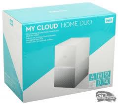 Обзор <b>сетевого хранилища</b> WD My Cloud Home Duo: самый ...