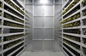 Two amazing views of what bitcoin mining operations really look like. Cryptocurrency Miners Seek Cheap Energy In Norway And Sweden Arctictoday