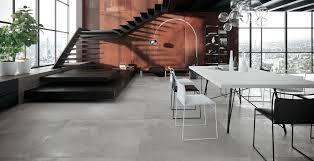 Living <b>room</b> in Metal Porcelain Tiles - Blaze - <b>Atlas Concorde</b>