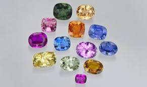 Natural Sapphire Color Chart Sapphire Colours How Many Shades Do These Gems Come In And