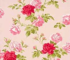 Shabby Chic Bedroom Wallpaper Shabby Chic Bedroom Wallpaper Floral Design Traditional Home