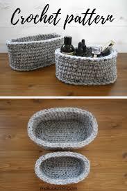 Crochet Oval Pattern