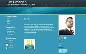 Personal Resume Website Noxdefense Com