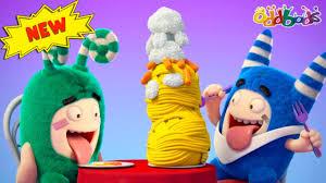 Oddbods   <b>NEW</b>   BEST EPISODES OF <b>2019</b>   <b>Funny</b> Cartoons For ...
