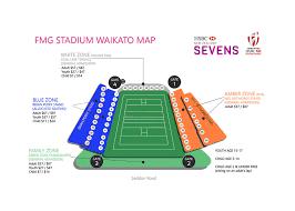 Principal Park Seating Chart Zones And Map Hsbc Nz Sevens