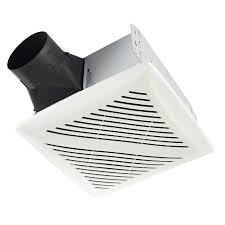 Shop Broan 2-Sone 80-CFM White Bathroom Fan at Lowes.com