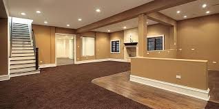 Average Cost Basement Remodel Set Property