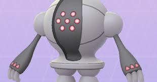 Pokemon Go Registeel Stats Best Moveset Max Cp