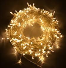 Dây Đèn LED Đom Đóm Fairy Light Trang Trí Ngoài Trời Chống Nước, Nhiều Chế  Độ Sáng