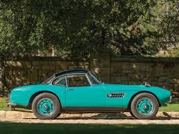 RM Sotheby's - 1957 BMW 507 Roadster Series I | Monterey 2016