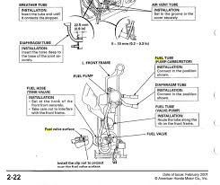 inside the honda eui the garage journal board here s a picture from the shop manual showing the fuel pump