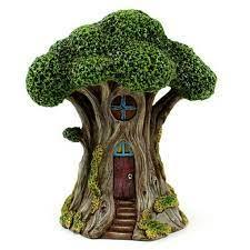 led tree house miniature miniature