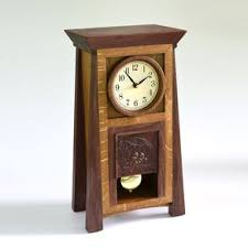 Stickley Coat Rack Mission Clocks Craftsman Arts and Crafts Stickley Style Clocks 79