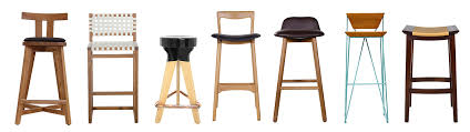 bar and kitchen stools