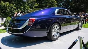 World's Most Expensive Car: $12.8 Million Rolls Royce Sweptail ...