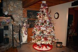 cool rustic christmas tree our log home wooden decorations