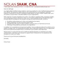 10 best cover letter examples nurse aide cover letter ideas on examples for hotelodysseon info