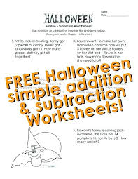 Pumpkin Addition Worksheets Using Bat Counters Part Of The ...