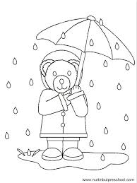 day coloring pages for preschoolers