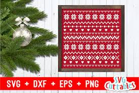 Christmas Pattern Sweater Best Inspiration Design