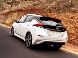 2018 nissan electric car. beautiful nissan with a revamped leaf nissan looks to regain its electric edge 2018 nissan electric car